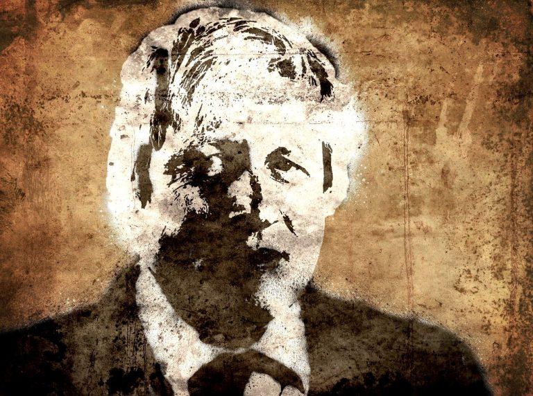 Photo portrait of Boris Johnson