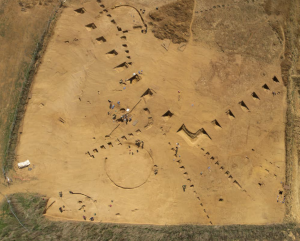 Archaeology in the pandemic: Ham Hill Somerset