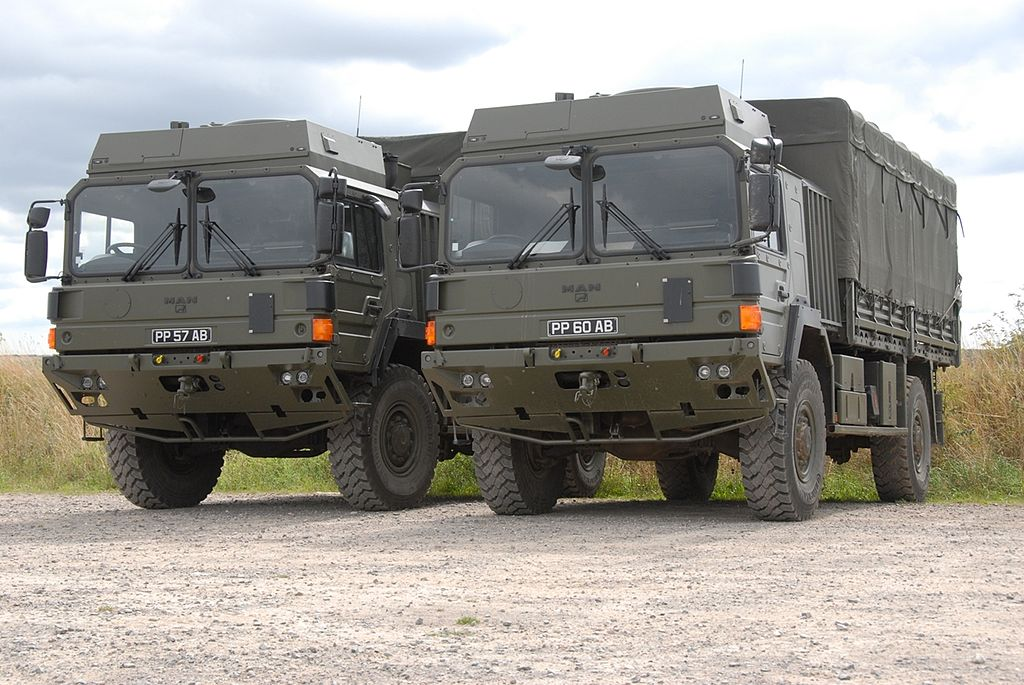 Army to help road haulage industry