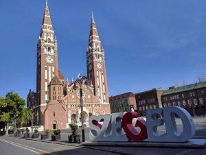 Cambridge twin city Szeged