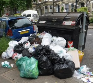 Refuse collection driver shortage