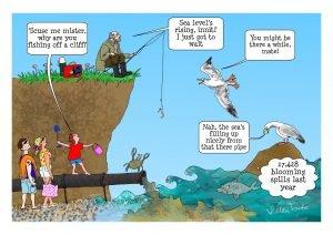 """""""Sea Level"""" sewage spillages"""