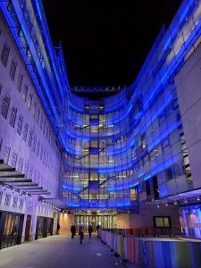 BBC Studios in London