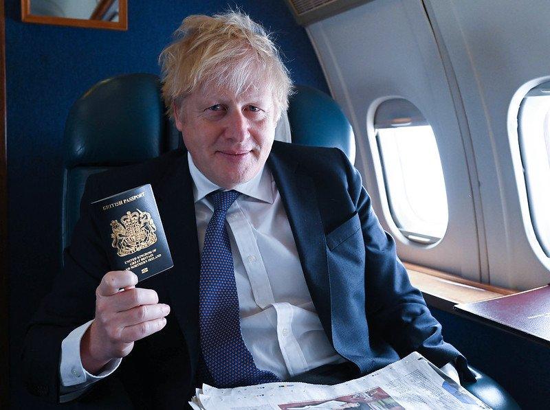 Boris Johnson culture wars