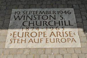 Churchill Zurich speech 1946