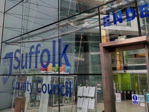 Suffolk County Council SEND failures