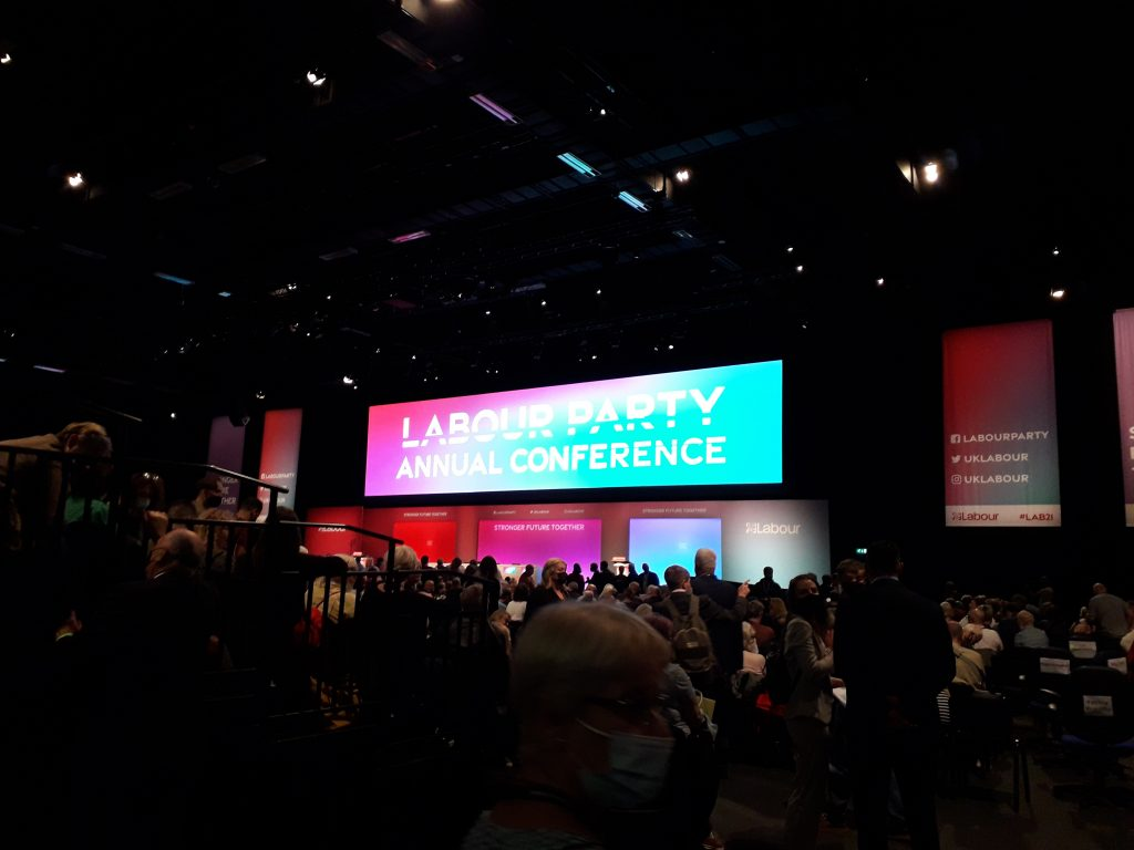 Labour Conference Policies